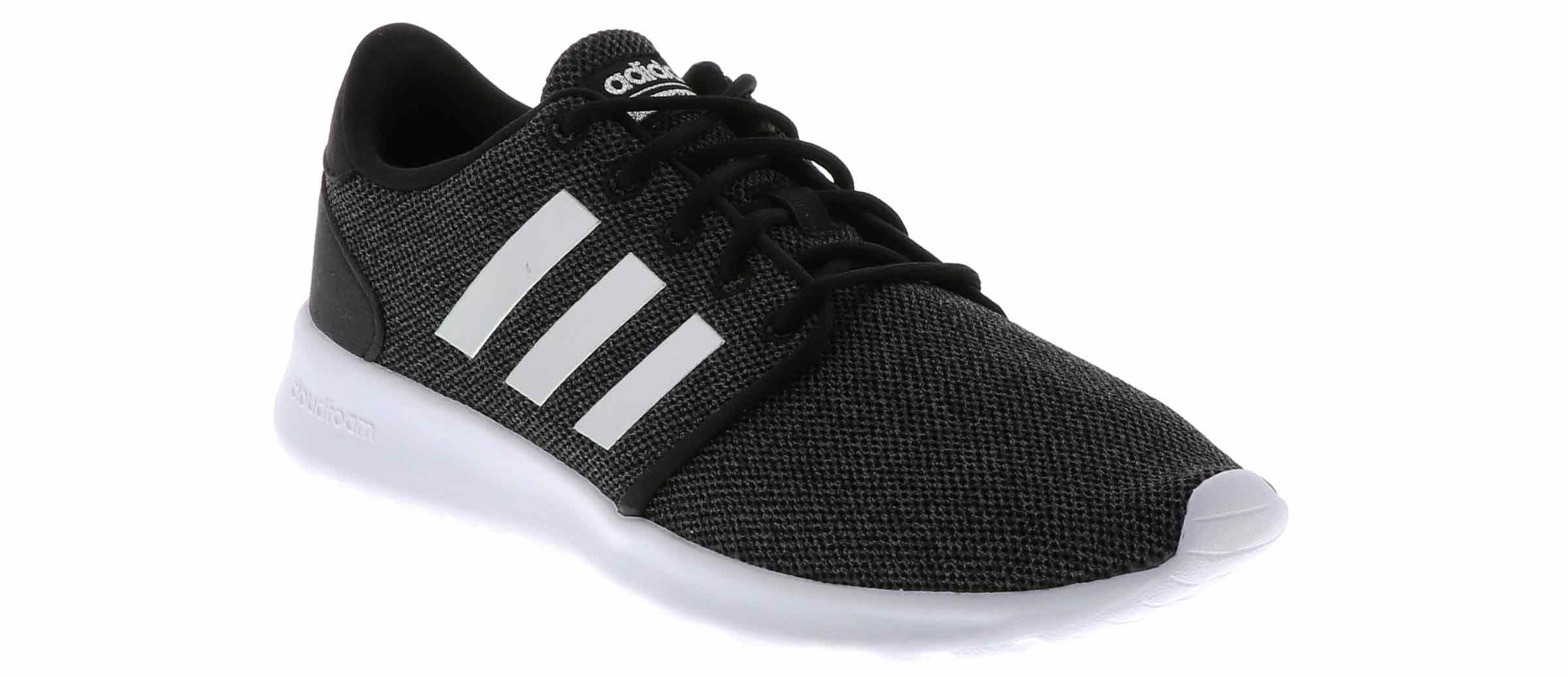 billig ADIDAS CF QT RACER Running Shoe For Women großer