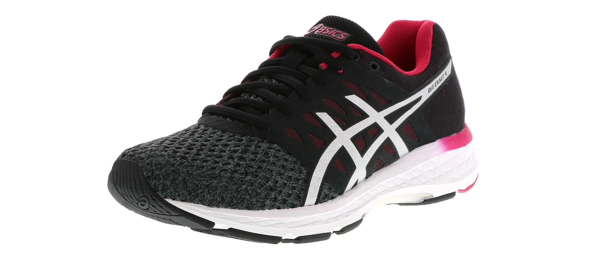 62c7d982a76 Women's Asics Gel Exalt 4 Black | Shoe Sensation