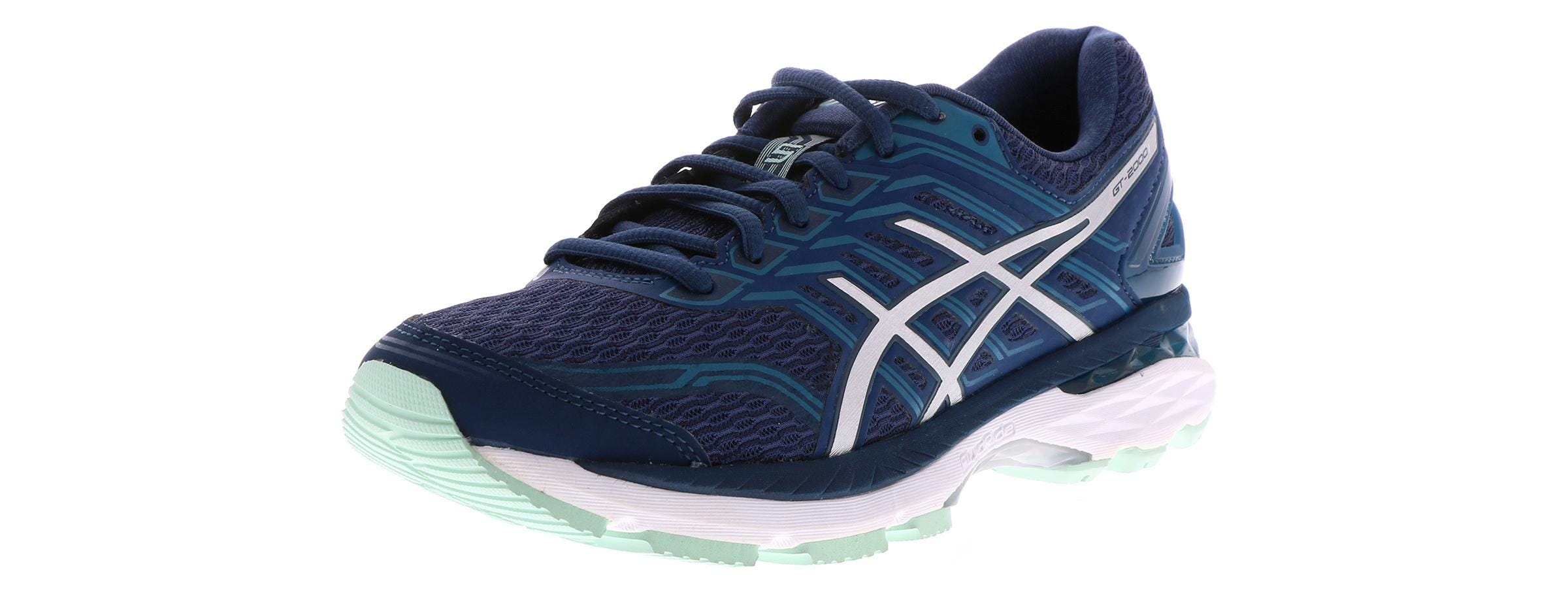 ffc8bfb7 Women's Asics Gt-2000 5 Navy | Shoe Sensation