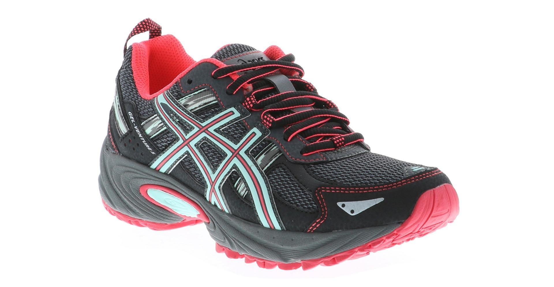 5 Venture Sensation Shoes Hiking Wide Asics Gel shoe Women's 8POkwXNZn0