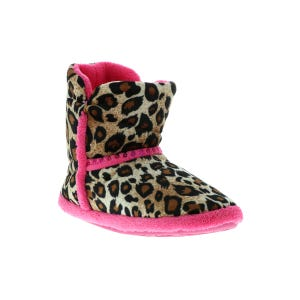 Kid's Leopard Bootie (SM-LRG)