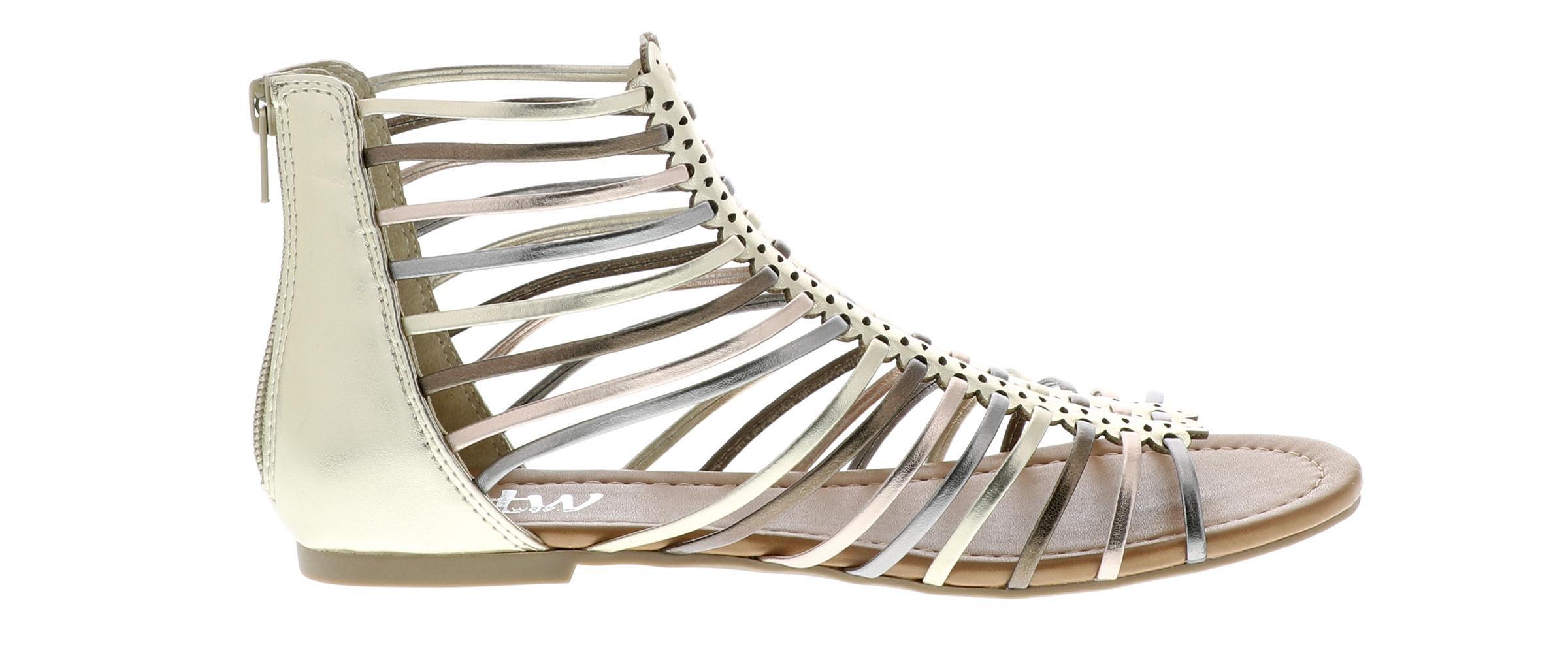 Btw Women S Kind Gladiator Sandals Shoe Sensation Inc