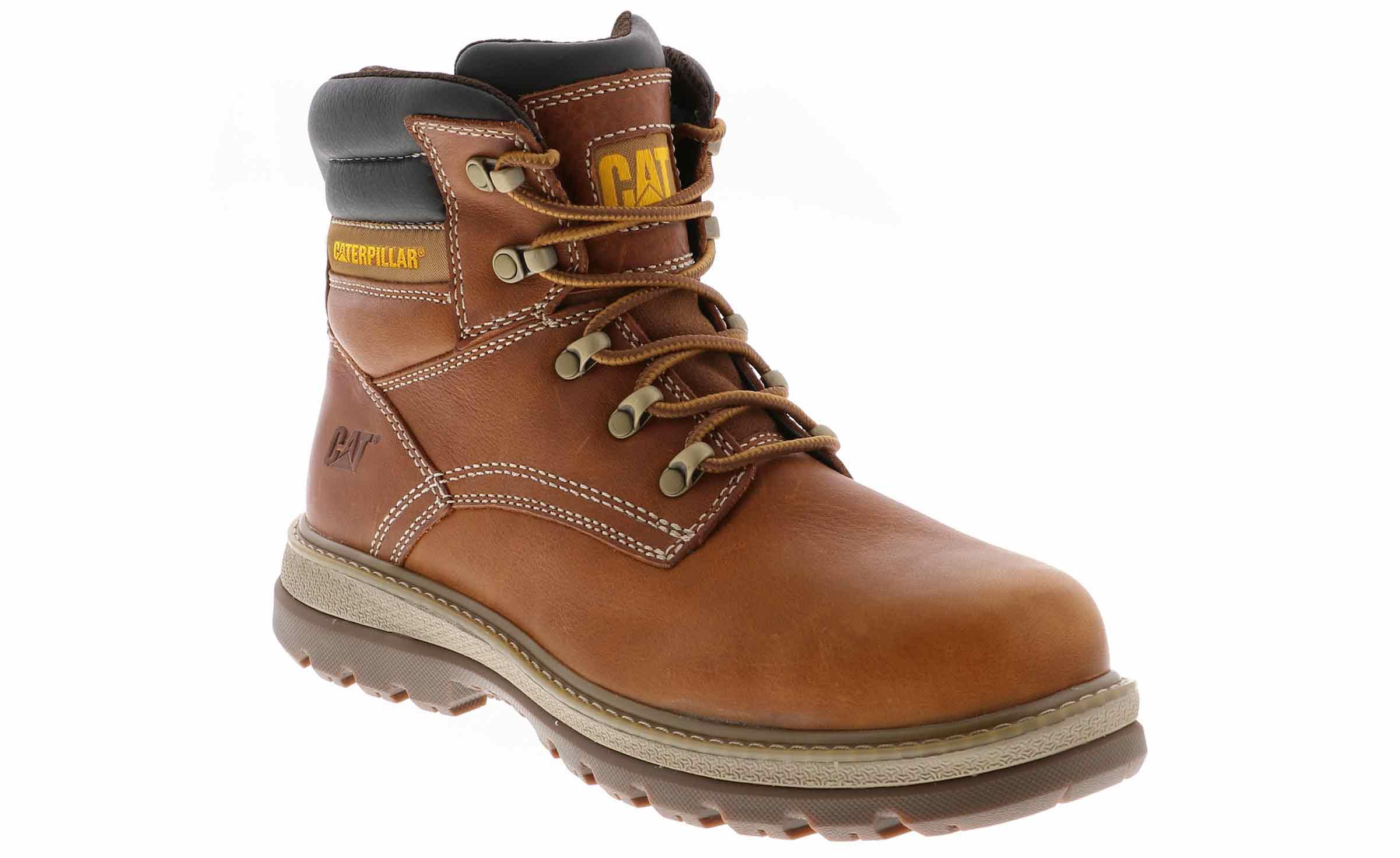 29022092509 Men's CAT Fairbanks Steel Toe
