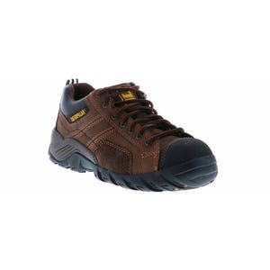 Caterpillar Men's Argon Composite Toe Oxford Brown