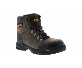 Caterpillar Outline Boot Wides Men's Safety Toe Boot