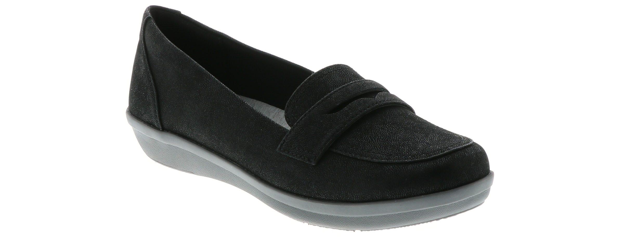70cee488f13a8 Women's Clarks Ayla Form Black   Shoe Sensation