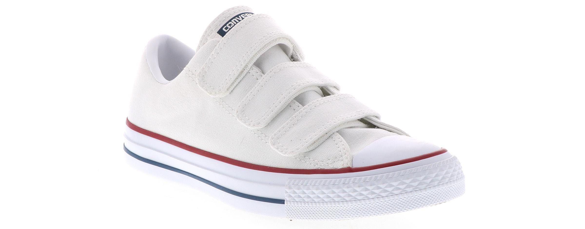 Women's Converse Ctas 3V Ox White | Shoe Sensation