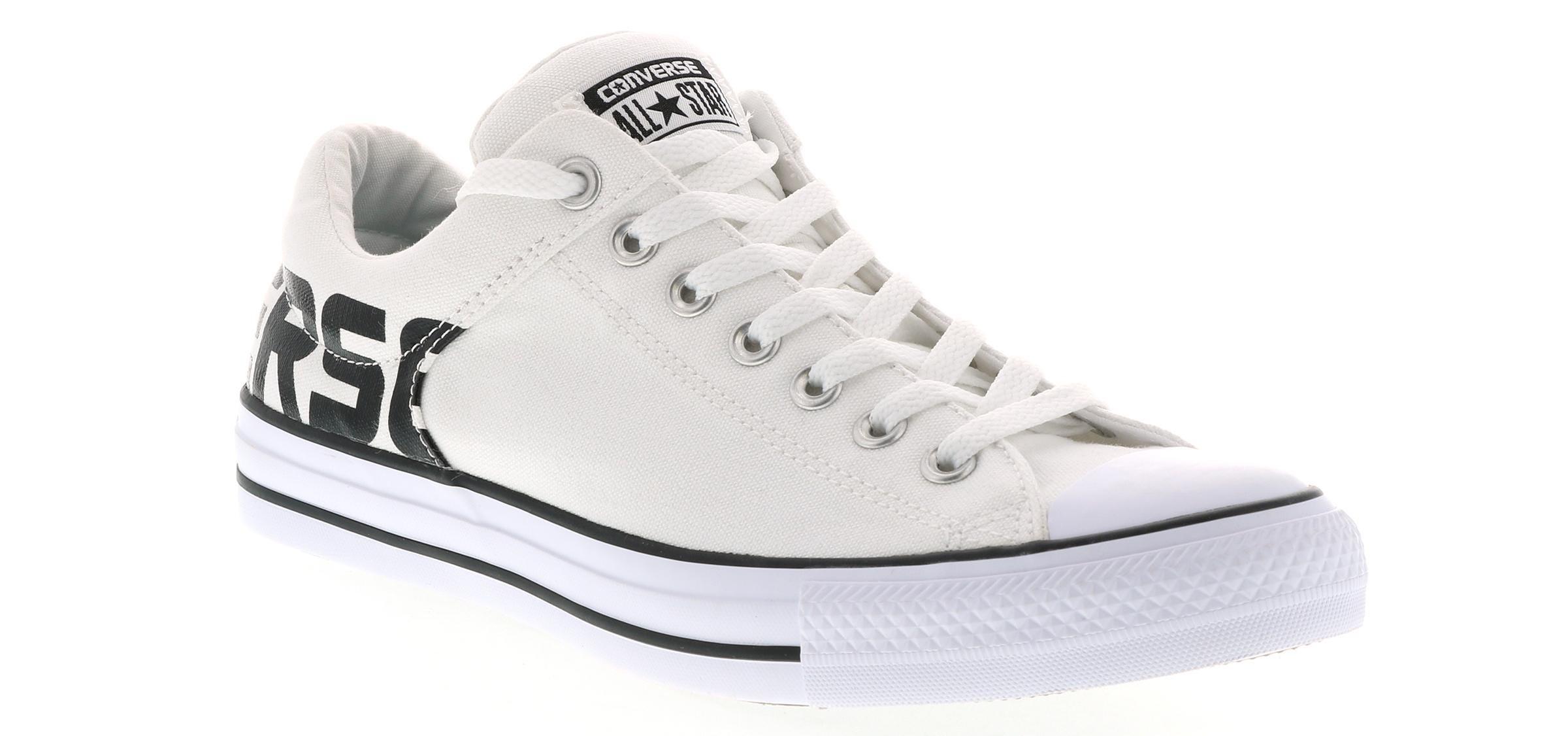 UNISEX Converse Chuck Taylor All Star High Street Ox White