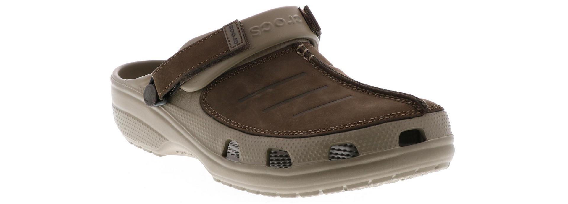 site réputé 78abd 8dfef Men's Crocs Yukon Mesa Brown   Shoe Sensation