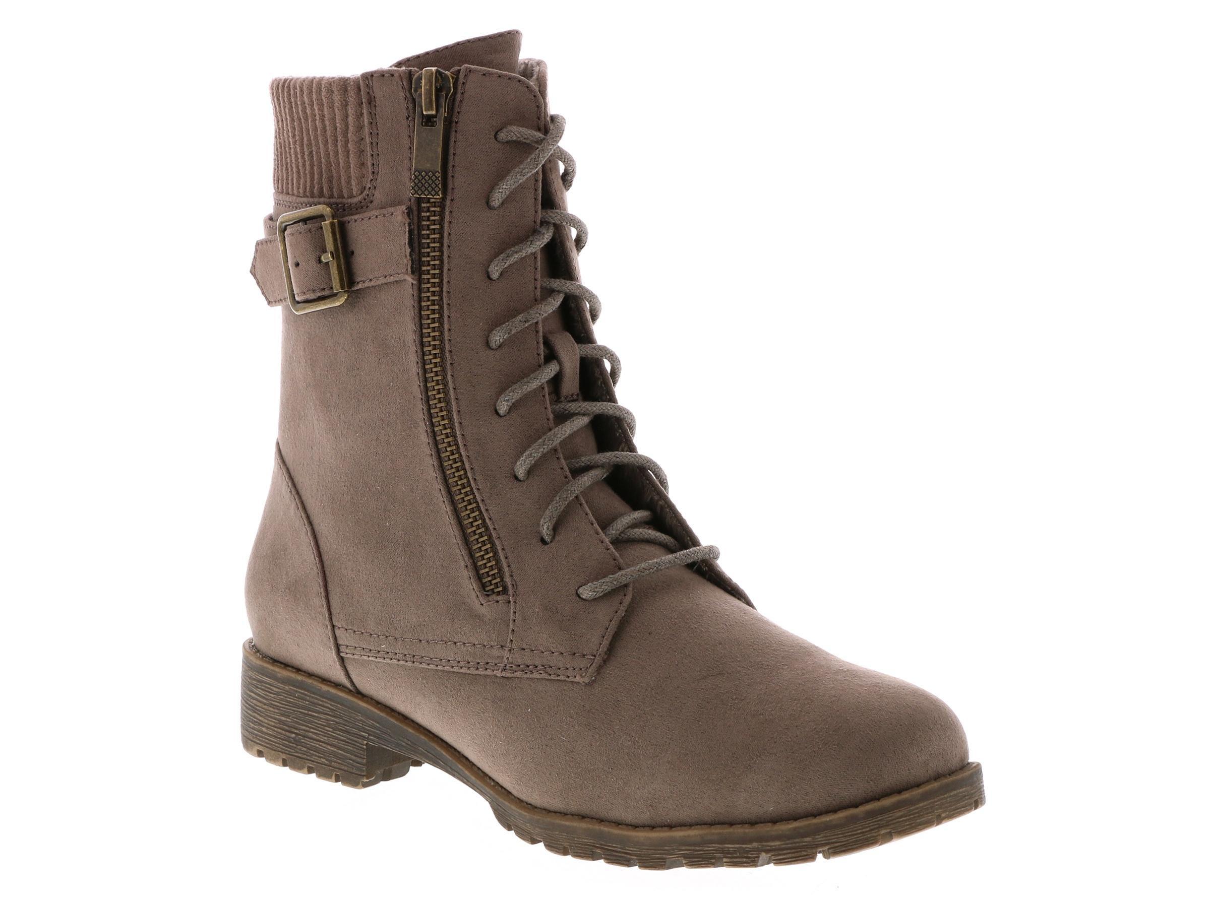 6a3fb560aa7 Women's Echo Bay Warrior Taupe | Shoe Sensation
