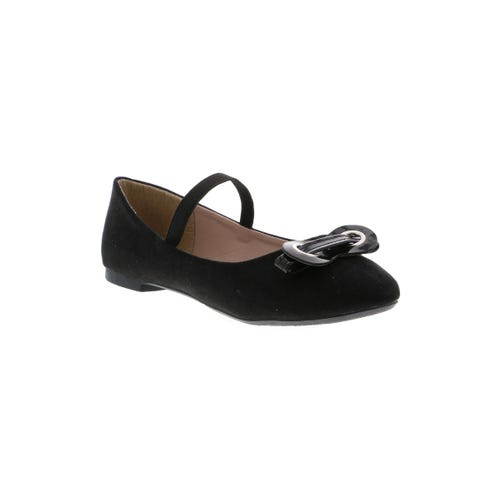Eddie Marc Kid's Pixie (12-5) Black