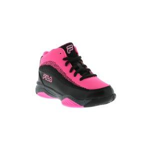 Fila Contingent 4 (11-6) Girls' Basketball Shoes