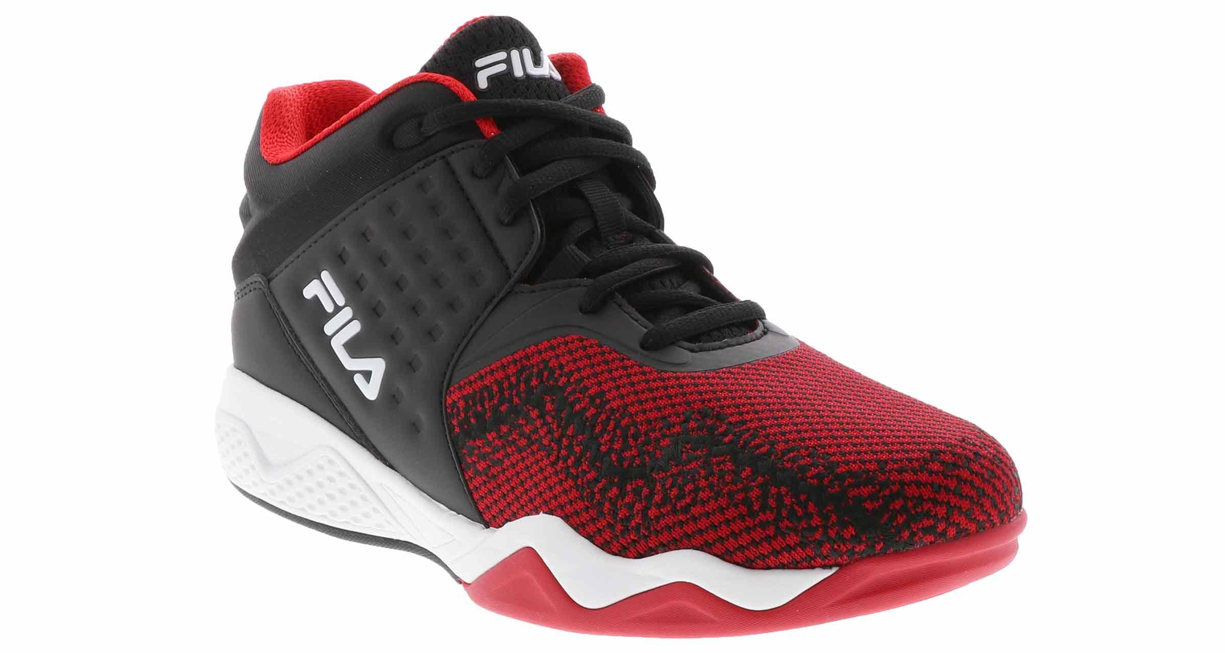 Fila Mens Contingent 4 Basketball Sneaker