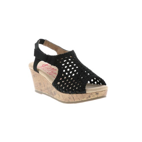 Girl's Hugs Wedge (13-5)