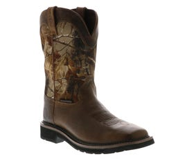 Justin Boots Rugged Men's Western Boot