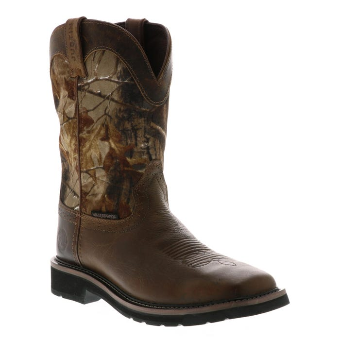 Rugged Western Boots Shoe Sensation