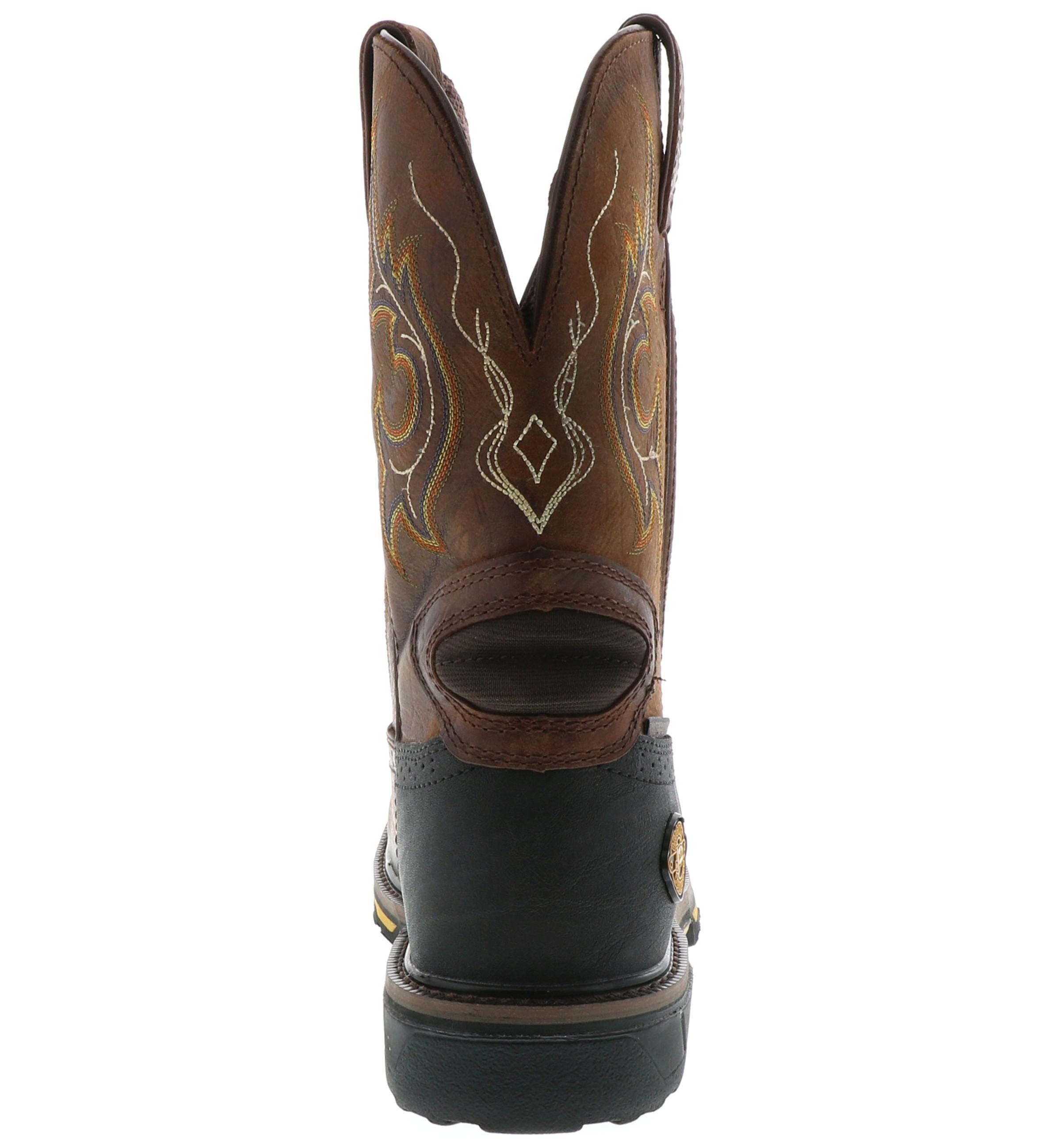 97543bda3aa Men's Justin Boots Joist Comp Toe