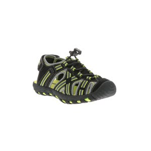 Khombu Boy's Rex (11-6) Black
