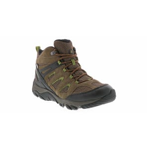 Merrell Men's Outmost Mid Vent H20 Brown
