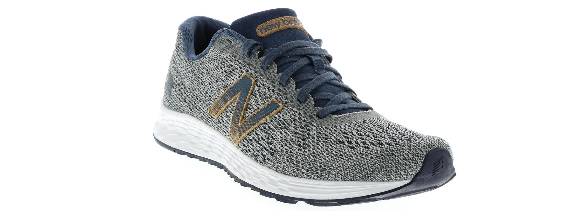 innovative design 7d14c d7544 Men's New Balance Fresh Foam Arishi 4E Wide Navy | Shoe ...