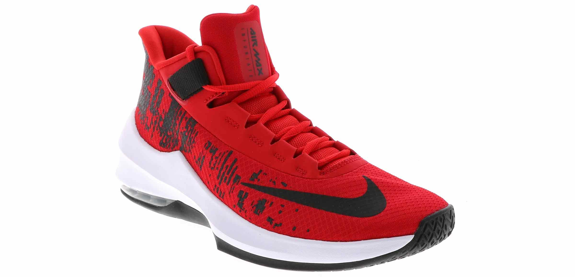 différemment 85a92 6940f Men's Nike Air Max Infuriate 2 Mid