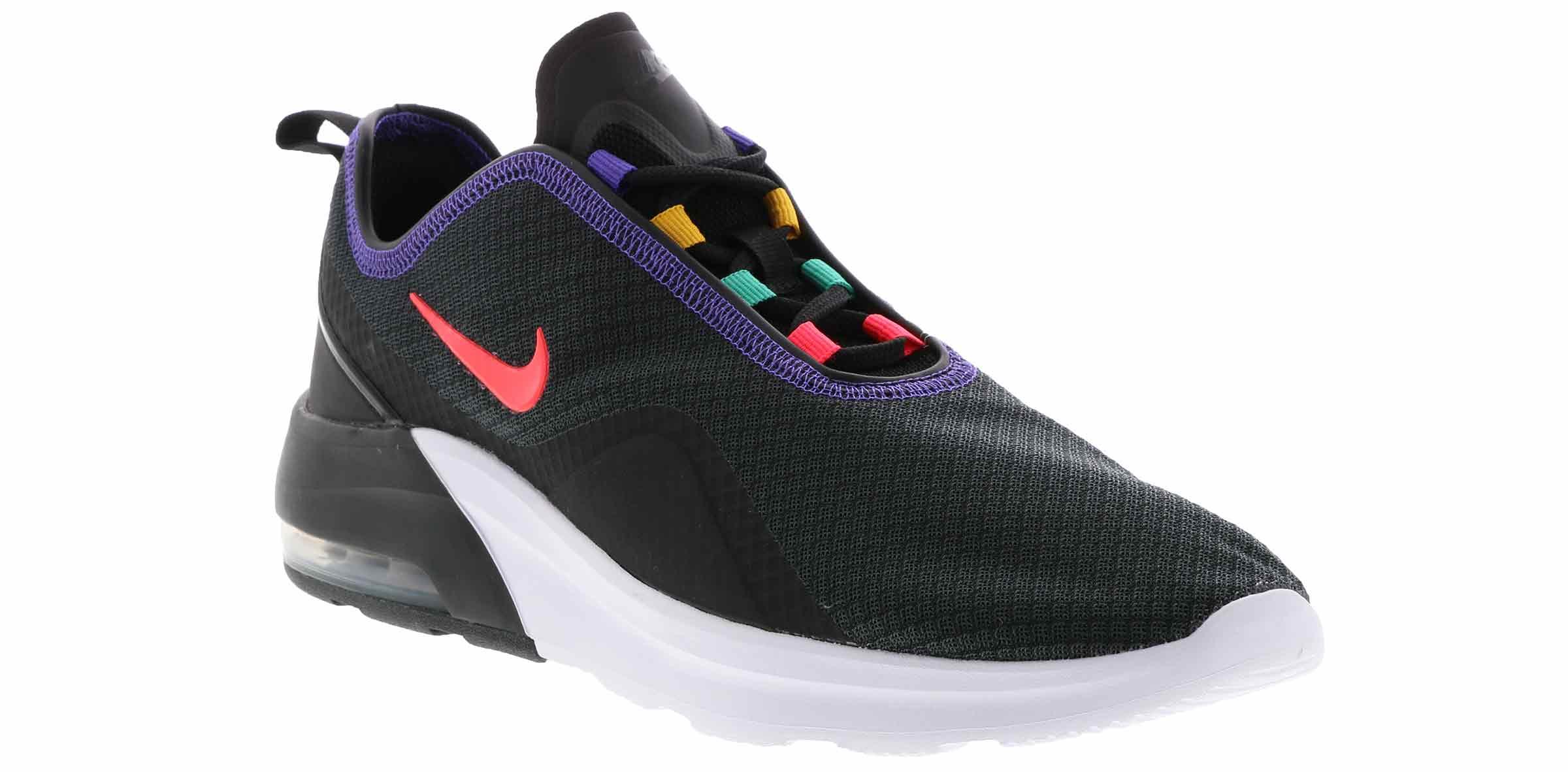 Men's AIR MAX MOTION 2 AO0266 008 Black | Shoe Sensation