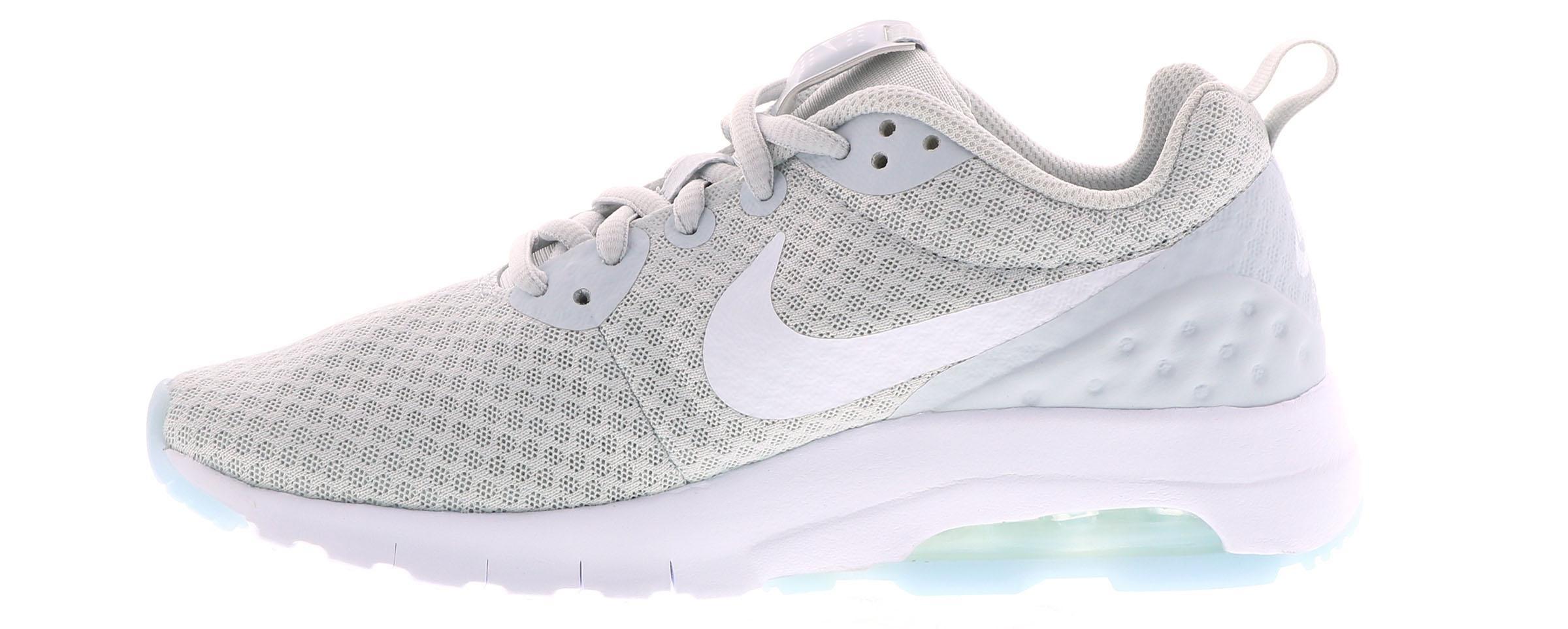 Women's Nike Air Max Motion Grey 833662 010 | Shoe Sensation
