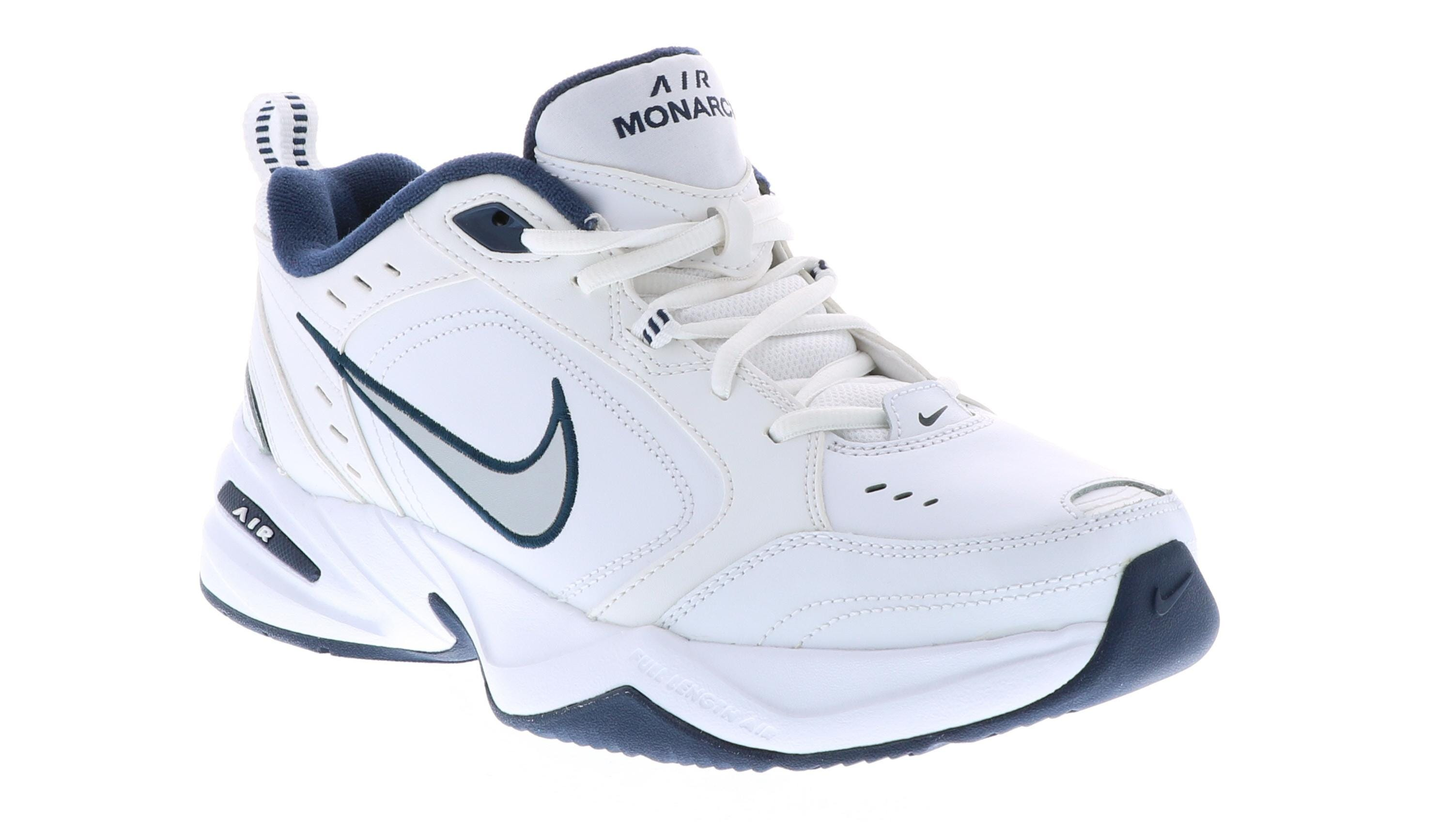 how to serch look out for select for newest Men's Nike Air Monarch IV Wide