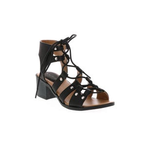 Nine West Kacies (12.5-6) Girls' Heeled Sandal