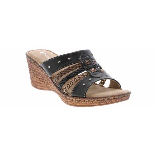 Women's Spring Footwear Pitaya Wedge