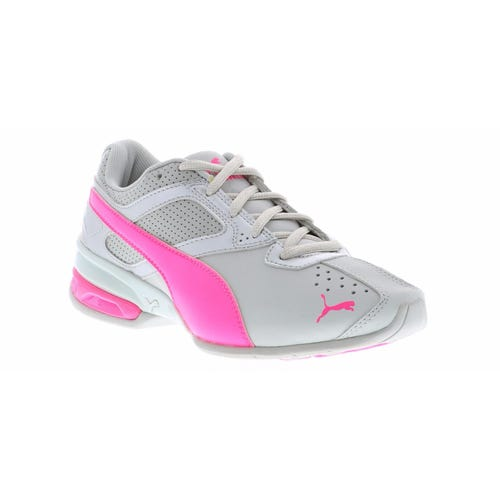 Puma Girl's Tazon 6 (11-3) Grey