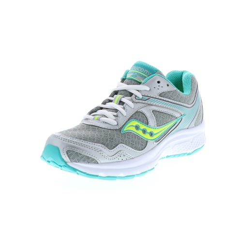 Saucony Women's Cohesion 10 Wide Silver