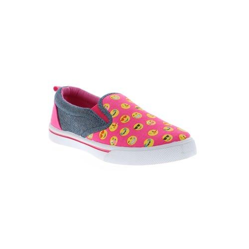 SG Footwear Girl's Emoji (12-4)