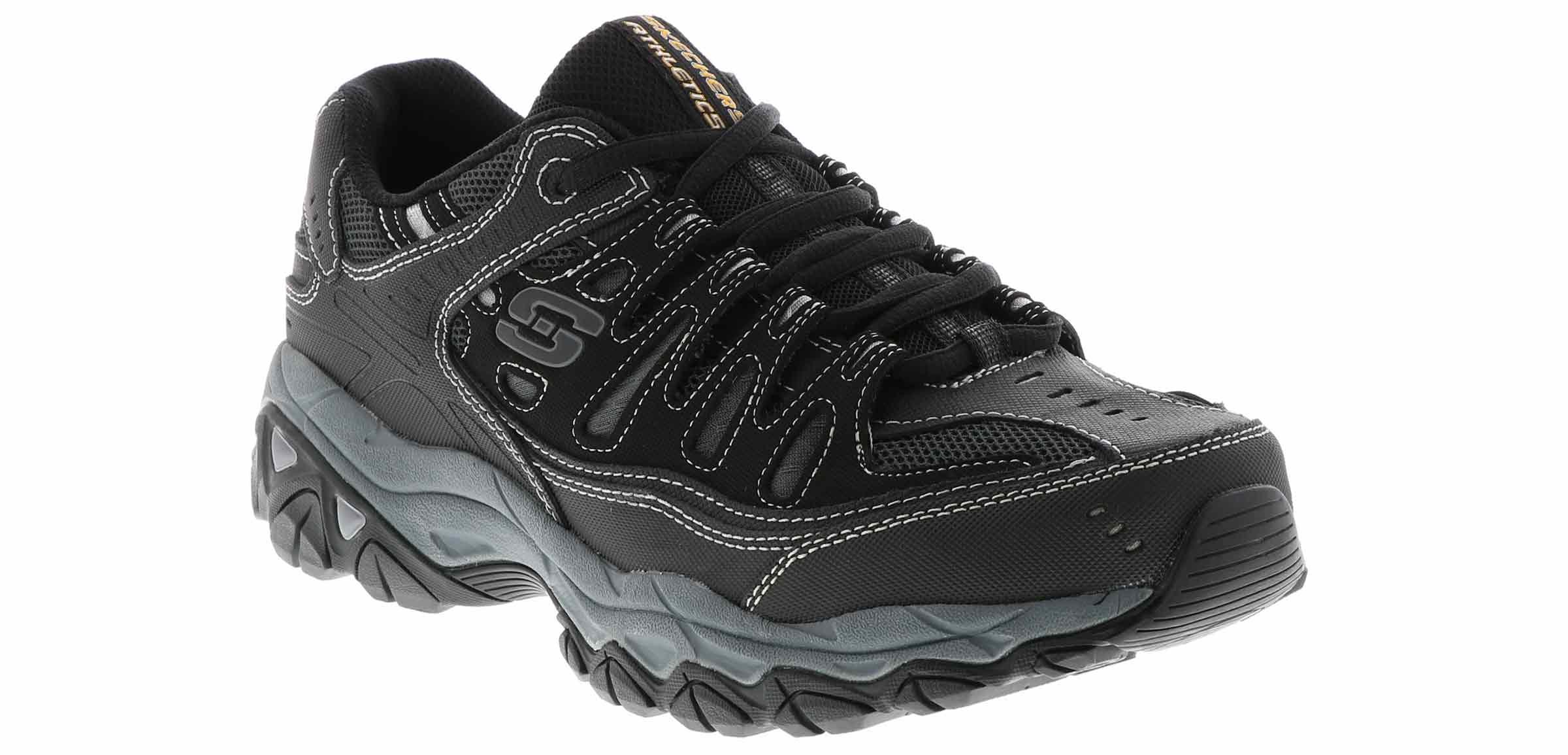 Fila Mens Memory Thunderfire Running Shoes Memory Foam Cool Max 8.5 medium (d)