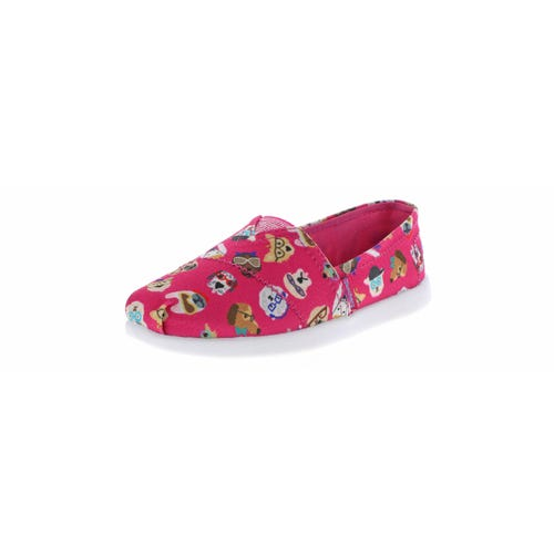 Skechers Kid's Bobs Solstice Puppy Smarts Pink