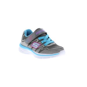 Skechers Kid's Dream N' Dash Whimsy Girl (5-10) Grey