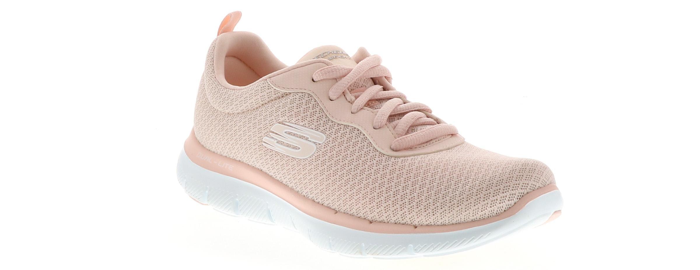 Women's Skechers Flex Appeal 2.0 Newsmaker Pink | Shoe Sensation
