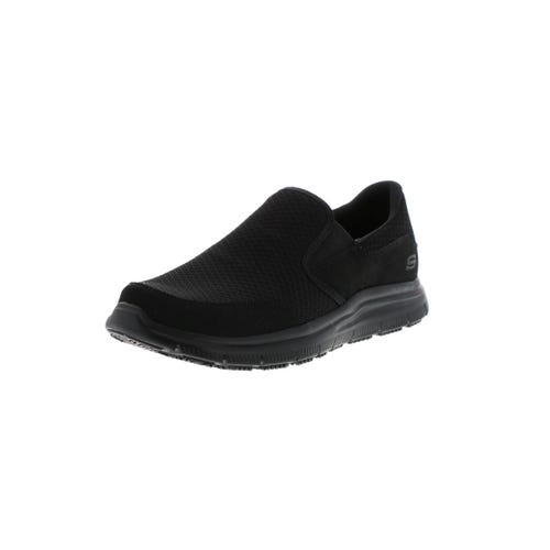Skechers Men's Flex Advantage-Mcallen Sr Black