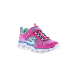 Skechers Galaxy Lights (11-5) Girls' Running Shoe