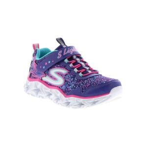 Kid's Skechers Galaxy Lights (11-3)