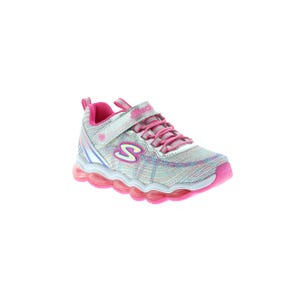 Skechers Glimmer Lights (11-4) Girls' Running Shoe