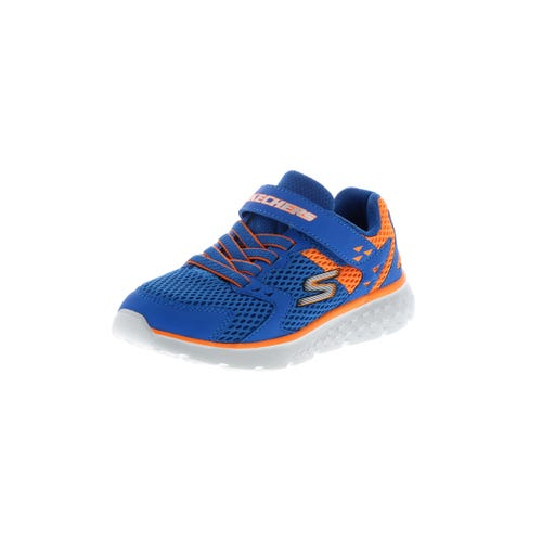 Skechers Kid's Go Run 400 (11-3) Blue
