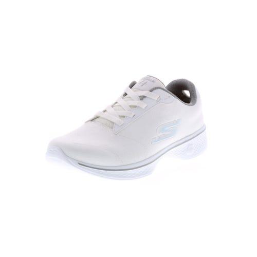Skechers Women's Go Walk 4 Premier White