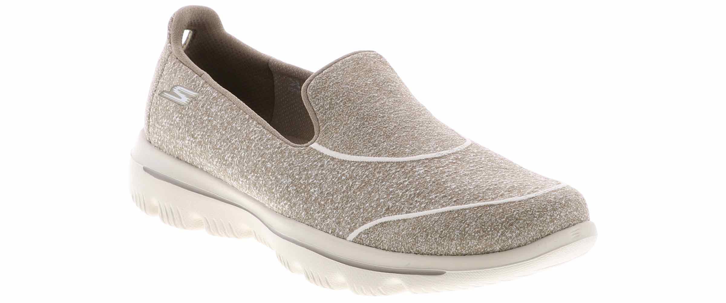 Skechers Women's Go Walk Evolution Ultra Dedicate Sneaker