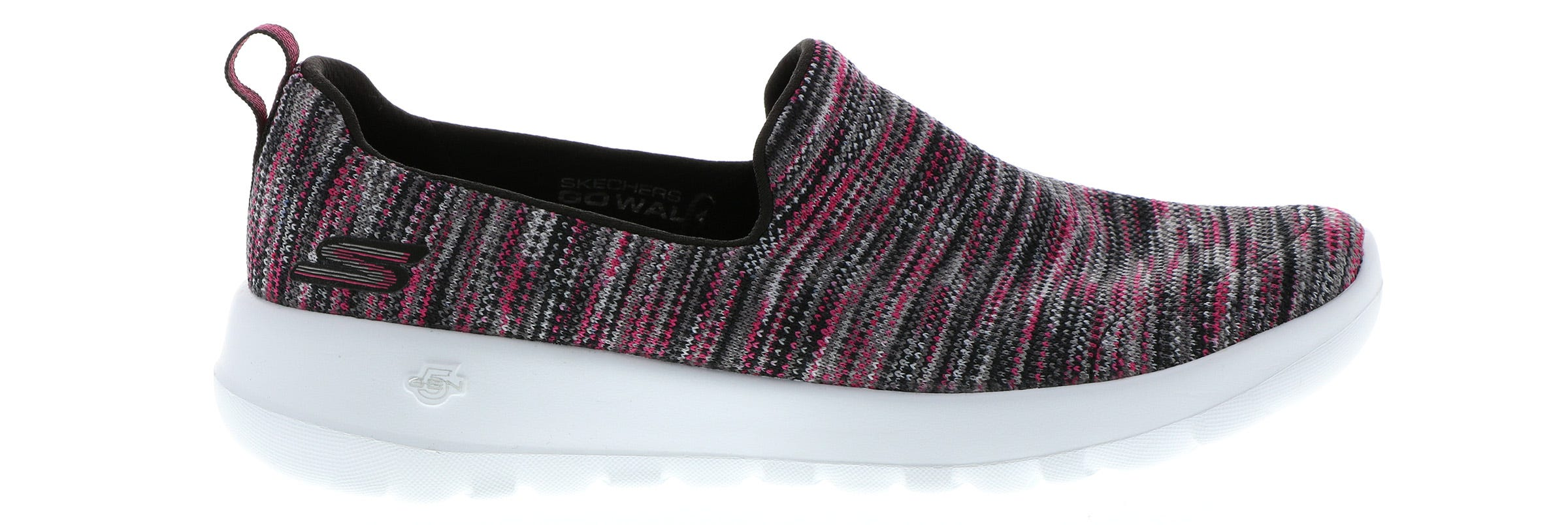 Women S Skechers Go Walk Joy 15615 Bkpk Black Shoe Sensation