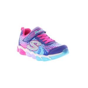 Skechers Jelly Beams (12-3) Girls' Running Shoe