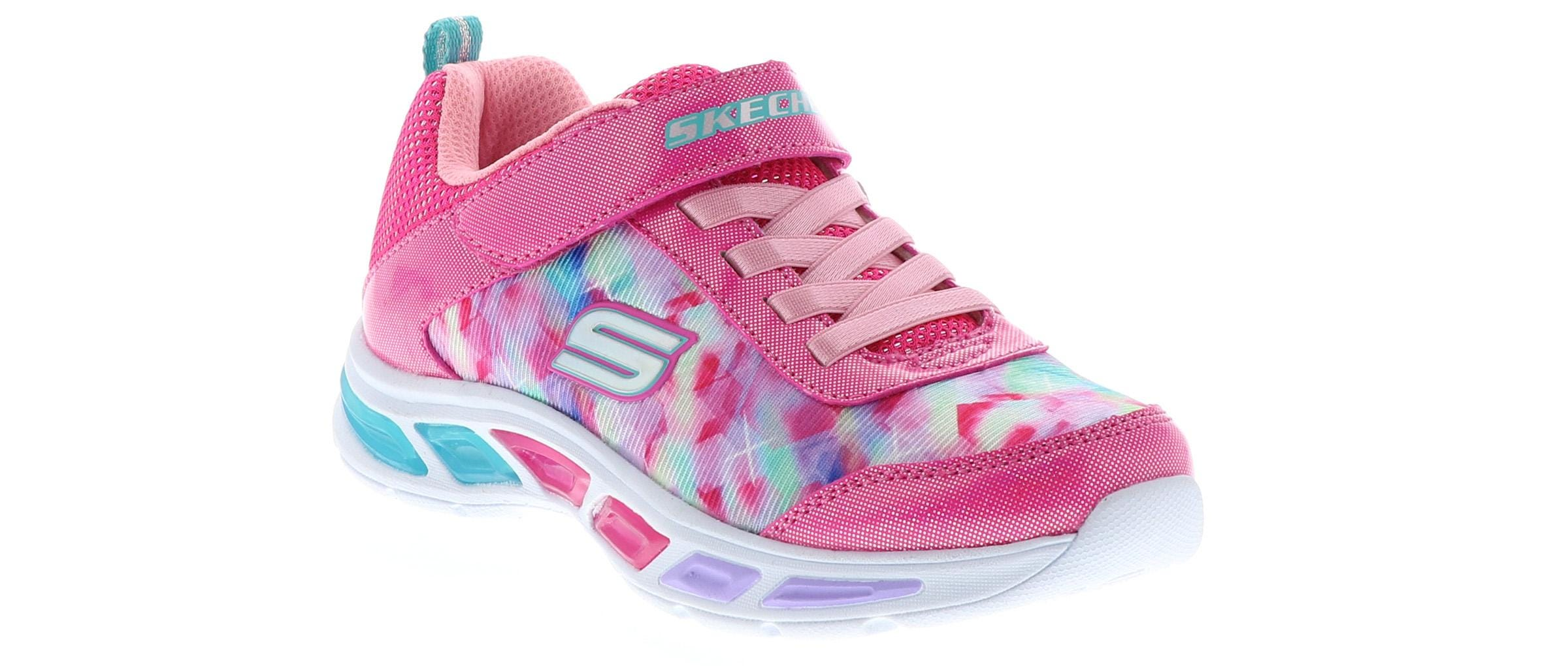 Kid's Skechers Lightbeams (11 3) Pink | Shoe Sensation