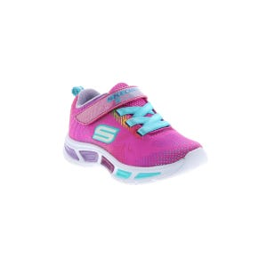 Skechers Lightbeams Gleam N' Dream (5-10) Girls' Running Shoe