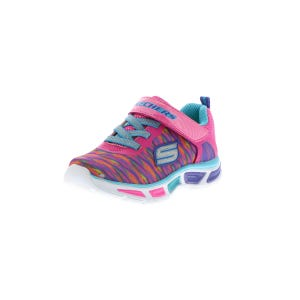 Skechers Kid's Lightbeams Colorburst (5-10) Multi