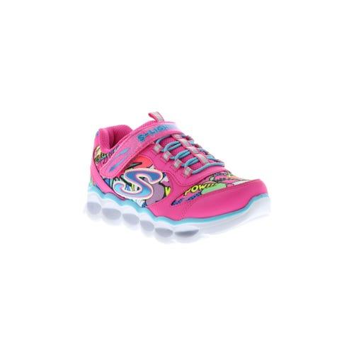 Skechers Kid's Lumi Luxe Pink